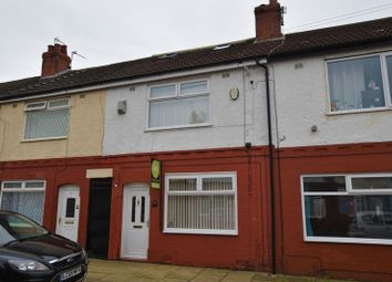Thumbnail 3 bedroom terraced house for sale in Lincoln Street, Preston