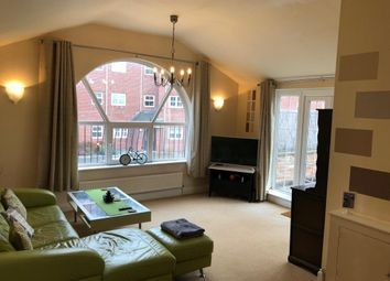 Thumbnail 2 bed flat to rent in St. Andrews Street, Northampton