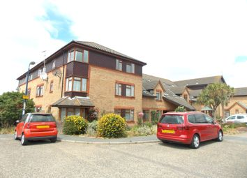Thumbnail 2 bed flat for sale in Winston Close, Felixstowe
