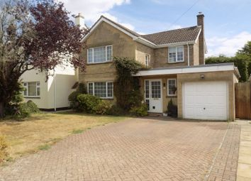 Thumbnail 3 bed detached house for sale in Restrop View, Purton, Swindon