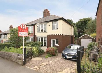 Thumbnail 3 bedroom semi-detached house for sale in Stannington Road, Stannington, Sheffield