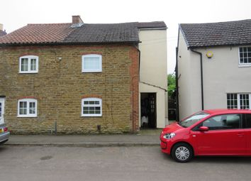 Thumbnail 2 bed end terrace house for sale in Long Street, Great Gonerby, Grantham