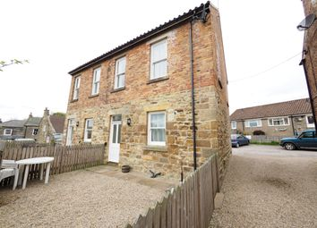 Thumbnail 2 bed cottage to rent in Castle Close, Castleton, Whitby