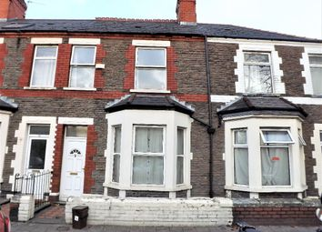Thumbnail 5 bed terraced house to rent in Whitchurch Road, Heath, Cardiff