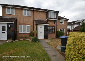 Thumbnail 2 bed terraced house for sale in Markwell Wood, Harlow, Essex