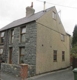 Thumbnail 3 bed semi-detached house for sale in Cwm-Y-Glo, Caernarfon