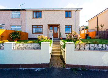 Thumbnail 3 bed semi-detached house for sale in Heol Isaf, Trelewis, Treharris
