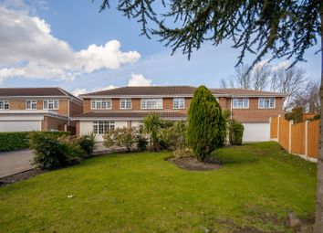 Thumbnail 5 bed detached house for sale in Lambourne Drive, Wollaton, Nottingham