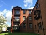 Thumbnail 2 bedroom flat to rent in Lansdowne Walk, Worcester