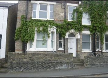 Thumbnail 1 bed flat to rent in Alpha Road, Cambridge