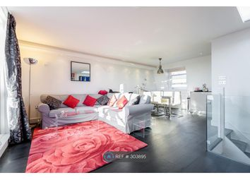 Thumbnail 2 bed flat to rent in Porten Road, London