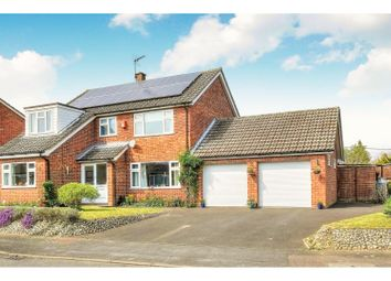 Thumbnail 4 bed detached house for sale in The Bailiwick, Norwich