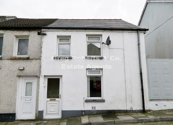 Thumbnail 2 bed terraced house for sale in Lower Salisbury Street, Tredegar