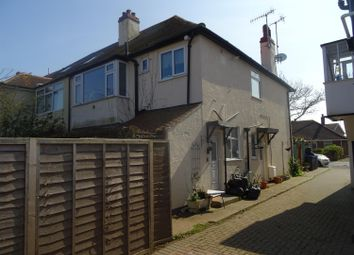 Thumbnail 2 bedroom flat to rent in Aglaia Road, Goring-By-Sea, West Sussex