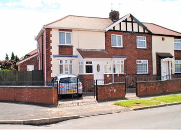 Thumbnail 4 bed semi-detached house for sale in Beaufront Terrace, Jarrow