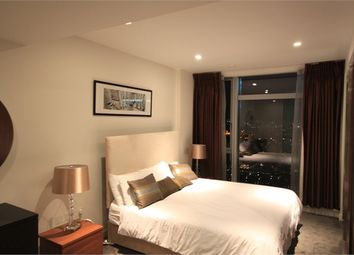 Thumbnail 2 bed flat to rent in Pan Peninsula Square, London