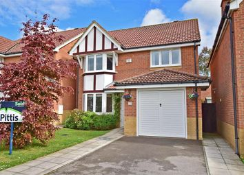 Thumbnail 3 bed detached house for sale in Sylvan Drive, Newport, Isle Of Wight