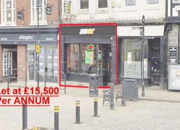 Thumbnail Commercial property for sale in 23, Beastfair, Pontefract West Yorkshire WF81Al