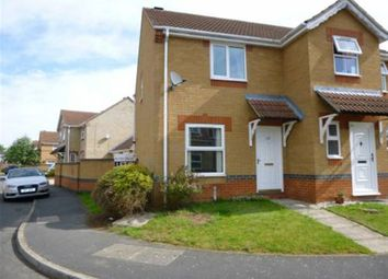 Thumbnail 2 bed property to rent in Marigold Walk, Sleaford, Lincs