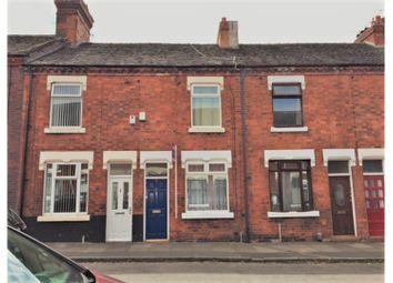 Thumbnail 2 bed terraced house for sale in Stanier Street, Stoke-On-Trent