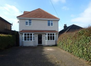 Thumbnail 4 bed detached house for sale in Cox Lane, West Ewell, Epsom