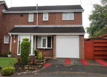 Thumbnail 3 bed detached house for sale in Bowlynn Close, Sunderland