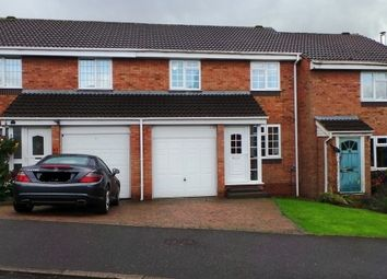 Thumbnail 3 bed terraced house for sale in Lisures Drive, Sutton Coldfield