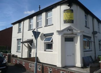 Thumbnail 1 bedroom property to rent in Gordon Road, Great Yarmouth