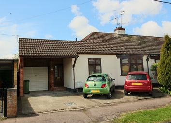 Thumbnail 3 bed semi-detached house for sale in Second Avenue, Wickford