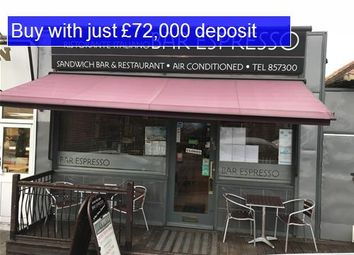 Thumbnail Restaurant/cafe for sale in Victoria Street, St.Albans