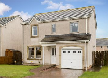 Thumbnail 4 bed detached house for sale in Black Devon Place, Inchture, Perth