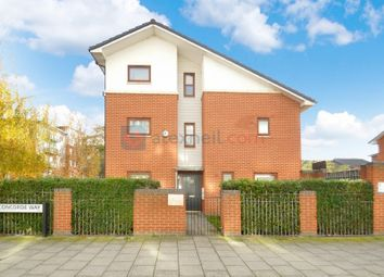 Thumbnail 3 bed end terrace house for sale in Concorde Way, London