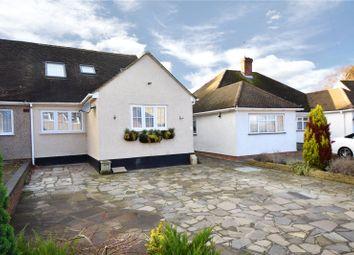 Thumbnail 4 bed semi-detached bungalow for sale in Haven Close, Swanley, Kent