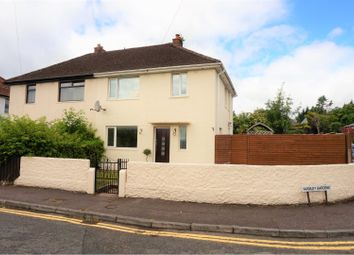 Thumbnail 3 bed semi-detached house for sale in Farmley Gardens, Newtownabbey