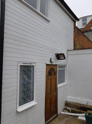 Thumbnail 2 bedroom terraced house to rent in Cheriton Road, Folkestone
