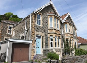 Thumbnail 5 bed semi-detached house for sale in Highdale Avenue, Clevedon