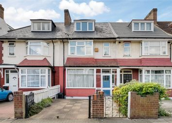 Thumbnail 4 bed terraced house for sale in Hebdon Road, London
