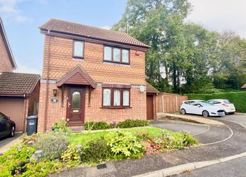 Thumbnail 3 bed detached house for sale in Charlwood Road, Burgess Hill
