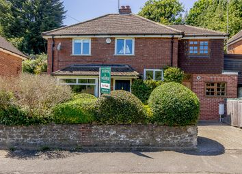 Thumbnail 4 bed detached house for sale in Cliffe Road, Godalming