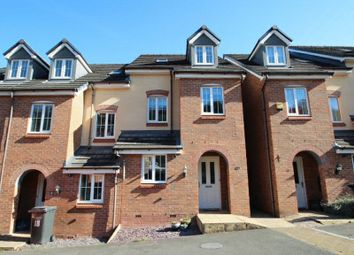 Thumbnail 3 bed town house for sale in Tansy Way, Clayton, Newcastle-Under-Lyme