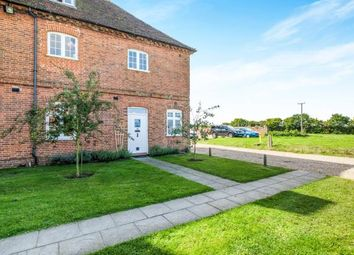 Thumbnail 4 bed end terrace house for sale in Shipmeadow, Beccles, .