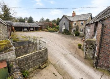 Thumbnail 5 bed detached house for sale in Old Radnor, Presteigne