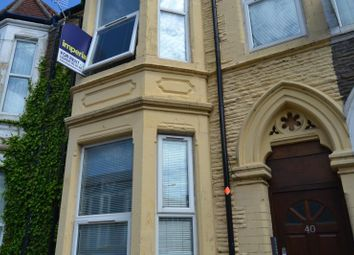 Thumbnail 1 bed flat to rent in 40, Monthermer Road, Roath, Cardiff, South Wales