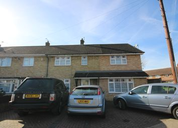 Thumbnail 4 bed end terrace house to rent in Mungo Park Road, Dagenham