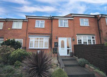 Thumbnail 2 bed terraced house for sale in Avon Road, Gedling, Nottingham