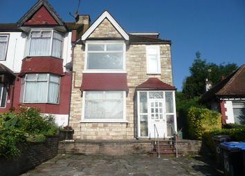 Thumbnail 5 bed semi-detached house for sale in Manor Drive, Wembley Park