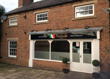 Thumbnail Restaurant/cafe for sale in Green Lane, Belper