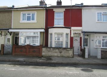 Thumbnail 2 bedroom terraced house for sale in Cardiff Road, North End, Portsmouth