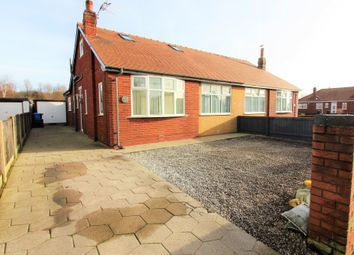 Thumbnail 4 bedroom bungalow for sale in Northumberland Avenue, Cleveleys