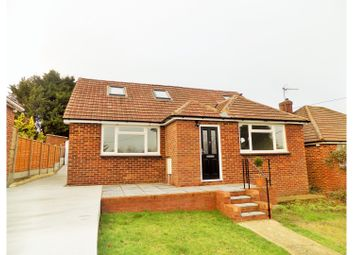 Thumbnail 4 bed detached bungalow for sale in Vauxhall Crescent, Snodland